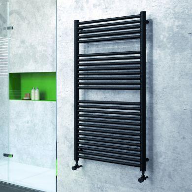 Radox Hercules Designer Mild Steel Towel Radiator 1500x642mm