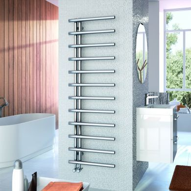 Radox Iris Designer Towel Radiator 1128x500mm