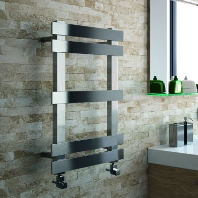 Radox Octagon Designer Towel Radiator 630x400mm