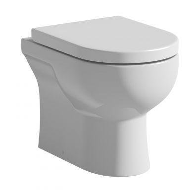 Tissino Angelo Back To Wall Pan And Soft Close Seat