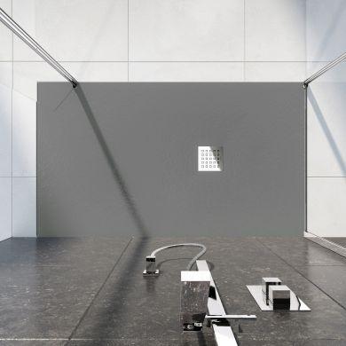 Tissino Giorgio2 Rectangular Slate Shower Tray - 900x700mm
