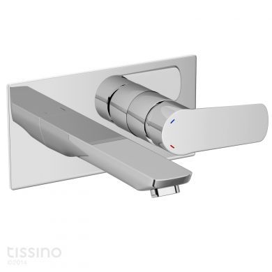 Tissino Pacato Concealed Single Lever Basin Mixer