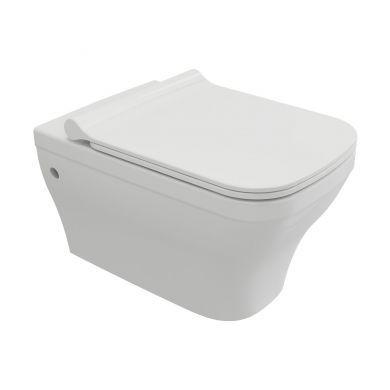 Tissino Savuto Wall Hung WC and Soft Close Seat